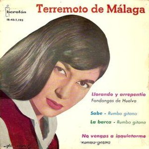 Terremoto De Málaga, La - IberofónIB-45-1.193