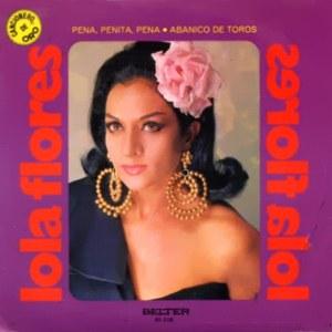 Flores, Lola - Belter01.118