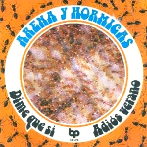 Arena Y Hormigas