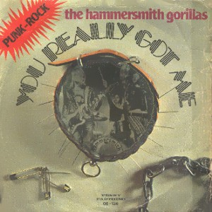 Hammersmith Gorillas, The - Belter Progresivo 06.136