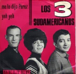 Tres Sudamericanos, Los - Belter07.195