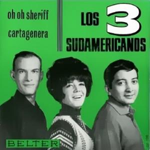 Tres Sudamericanos, Los - Belter07.196