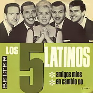 Cinco Latinos, Los - Belter07.197