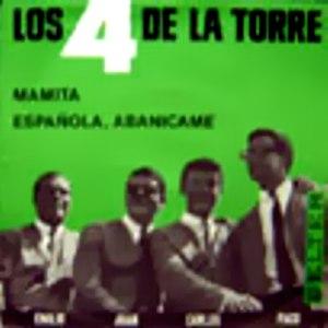 Cuatro De La Torre, Los - Belter07.212