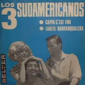 Tres Sudamericanos, Los - Belter07.234