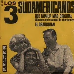Tres Sudamericanos, Los - Belter07.237