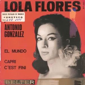 Flores, Lola - Belter07.261
