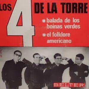 Cuatro De La Torre, Los - Belter07.270