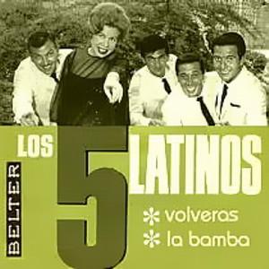 Cinco Latinos, Los - Belter07.271