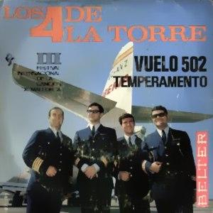 Cuatro De La Torre, Los - Belter07.292