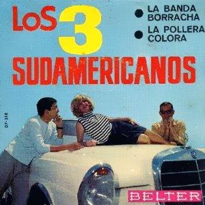 Tres Sudamericanos, Los - Belter07.318
