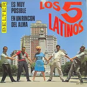 Cinco Latinos, Los - Belter07.322