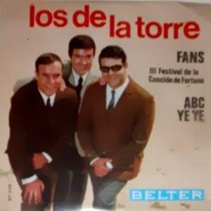 Cuatro De La Torre, Los - Belter07.336