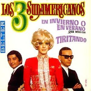 Tres Sudamericanos, Los - Belter07.656