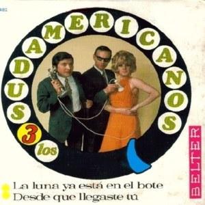 Tres Sudamericanos, Los - Belter07.482