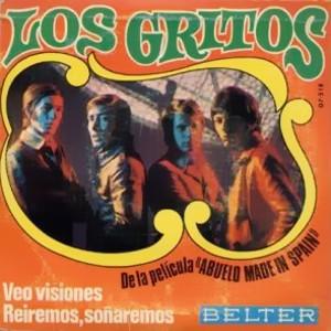 Gritos, Los - Belter07.518