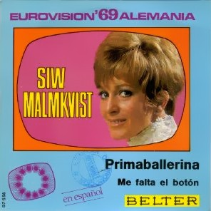 Malmkvist, Siw - Belter07.556