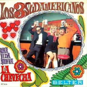 Tres Sudamericanos, Los - Belter07.566