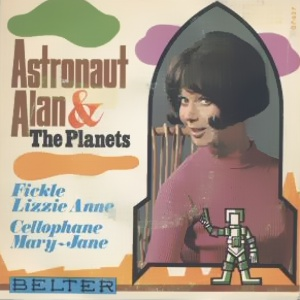 Astronaut Alan And The Planets - Belter 07.627