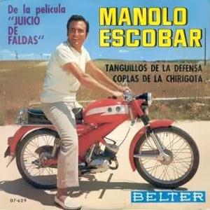 Escobar, Manolo - Belter07.629