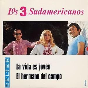 Tres Sudamericanos, Los - Belter07.635