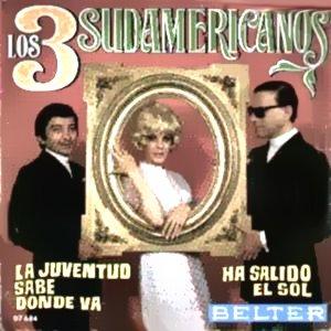 Tres Sudamericanos, Los - Belter07.684