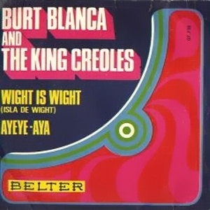 Blanca And The King Creoles, Burt - Belter07.710