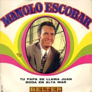 Escobar, Manolo - Belter07.747