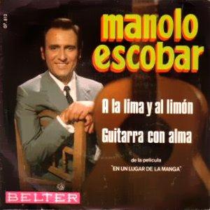 Escobar, Manolo - Belter07.812
