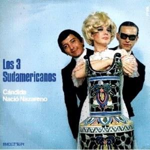 Tres Sudamericanos, Los - Belter07.836