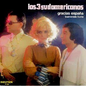 Tres Sudamericanos, Los - Belter07.854