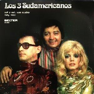 Tres Sudamericanos, Los - Belter07.954