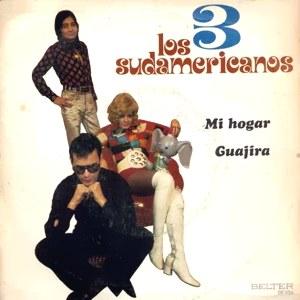 Tres Sudamericanos, Los - Belter08.054