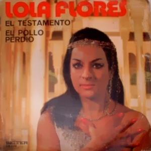 Flores, Lola - Belter08.239