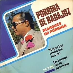 Badajoz, Porrina De - Belter08.242