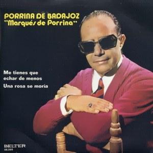 Badajoz, Porrina De - Belter08.260