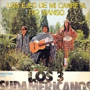 Tres Sudamericanos, Los - Belter08.360