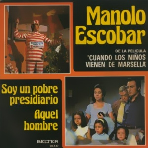 Escobar, Manolo - Belter08.447