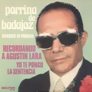 Badajoz, Porrina De - Belter08.496