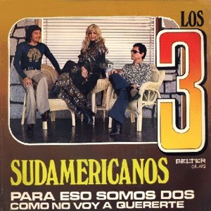 Tres Sudamericanos, Los - Belter08.492