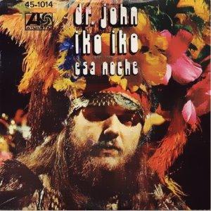 Dr. John - Hispavox45-1014