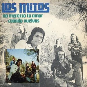Mitos, Los - Hispavox45-1144