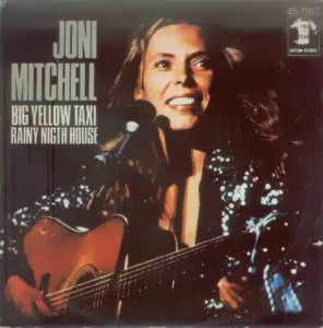 Mitchell, Joni - Hispavox45-1183