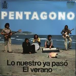 Pentágono - Hispavox45-1232