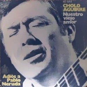 Aguirre, Cholo