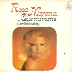 Morena, Rosa - Hispavox45-1293