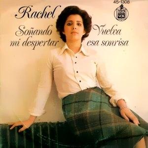 Rachel - Hispavox45-1308