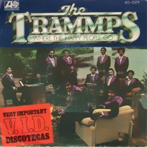 Trammps, The - Hispavox45-1371