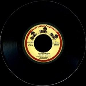 George Harrison - Hispavox45-1428