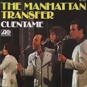 Manhattan Transfer, The - Hispavox 45-1513